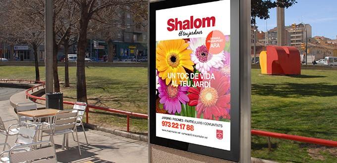 Shalom als carrer de Lleida